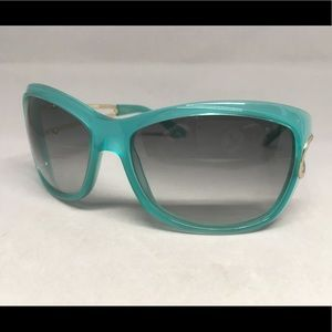 Marc Jacobs Sunglasses Teal Blue MJ 023/S Italy